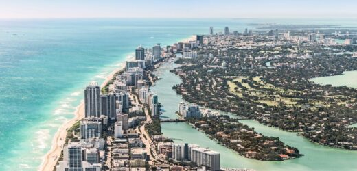 High End Sales Surge in South Florida