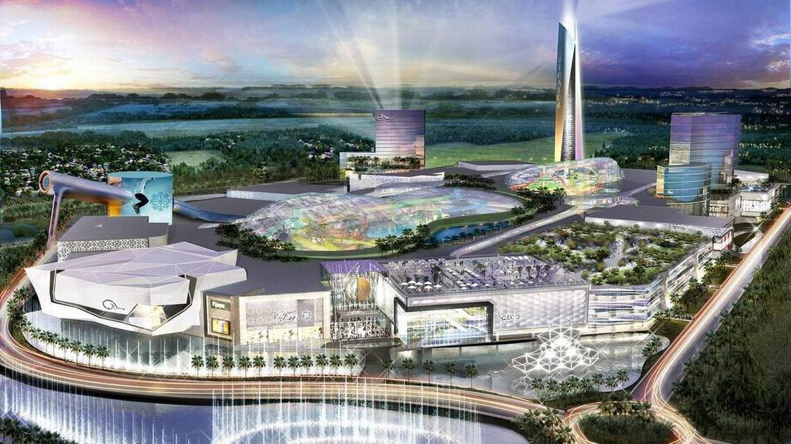 The Country's Largest Shopping Center is Coming to Miami Dade