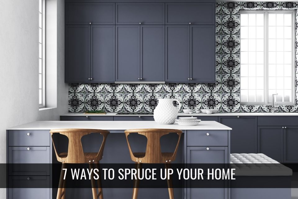7 Easy Ways to Spruce Up Your Home While Sheltering at Home
