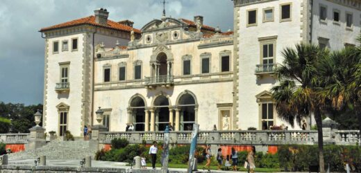 Accessibility To Historic Vizcaya Under Microscope