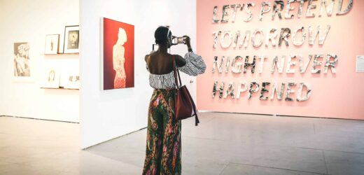 Miami Beach, minus 80,000 Art Basel Visitors, Vows To Save Art Week
