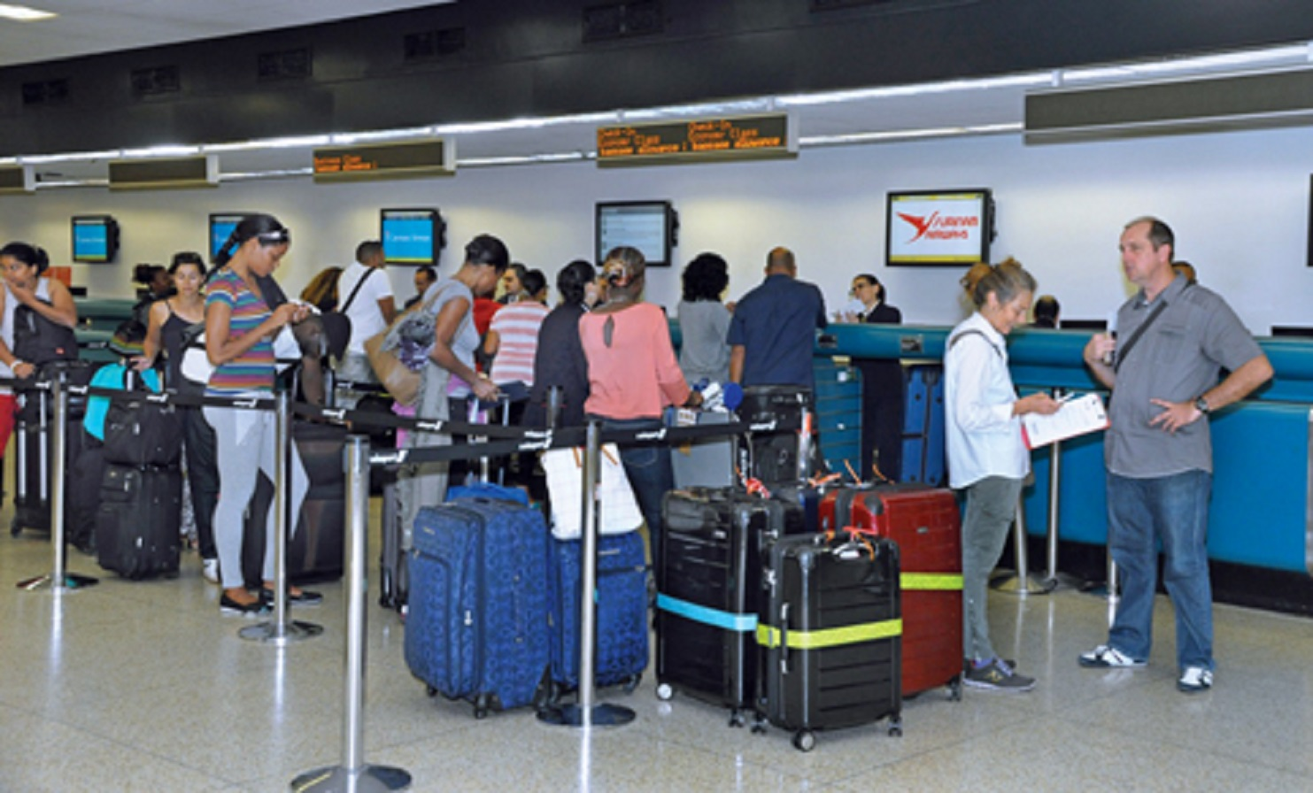 50% of Miami International Airport Passengers Likely To Return in 2020