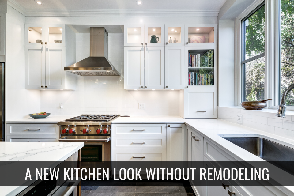 5 Perfect Kitchen Upgrades for a New LookWithout Remodeling
