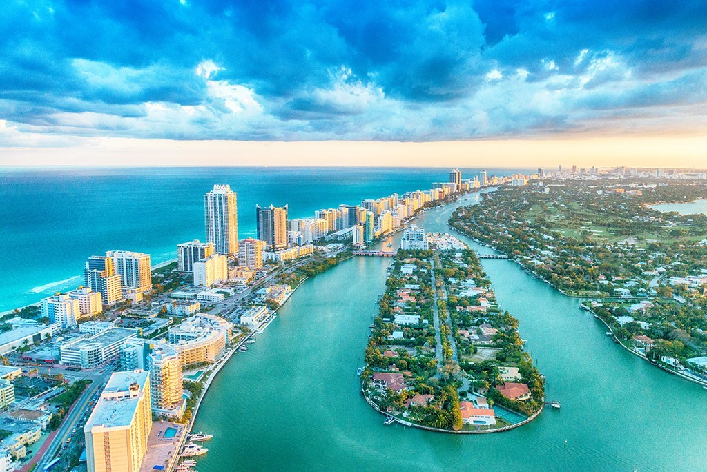 Fueled by COVID19, Tax Savings and Remote work, Florida is Welcoming 1,000 People Each Day.