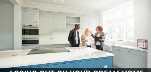 How to Get Over Losing Out On Your Dream Home