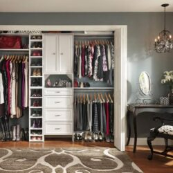 Storage and Staging Tips for a Small Closet