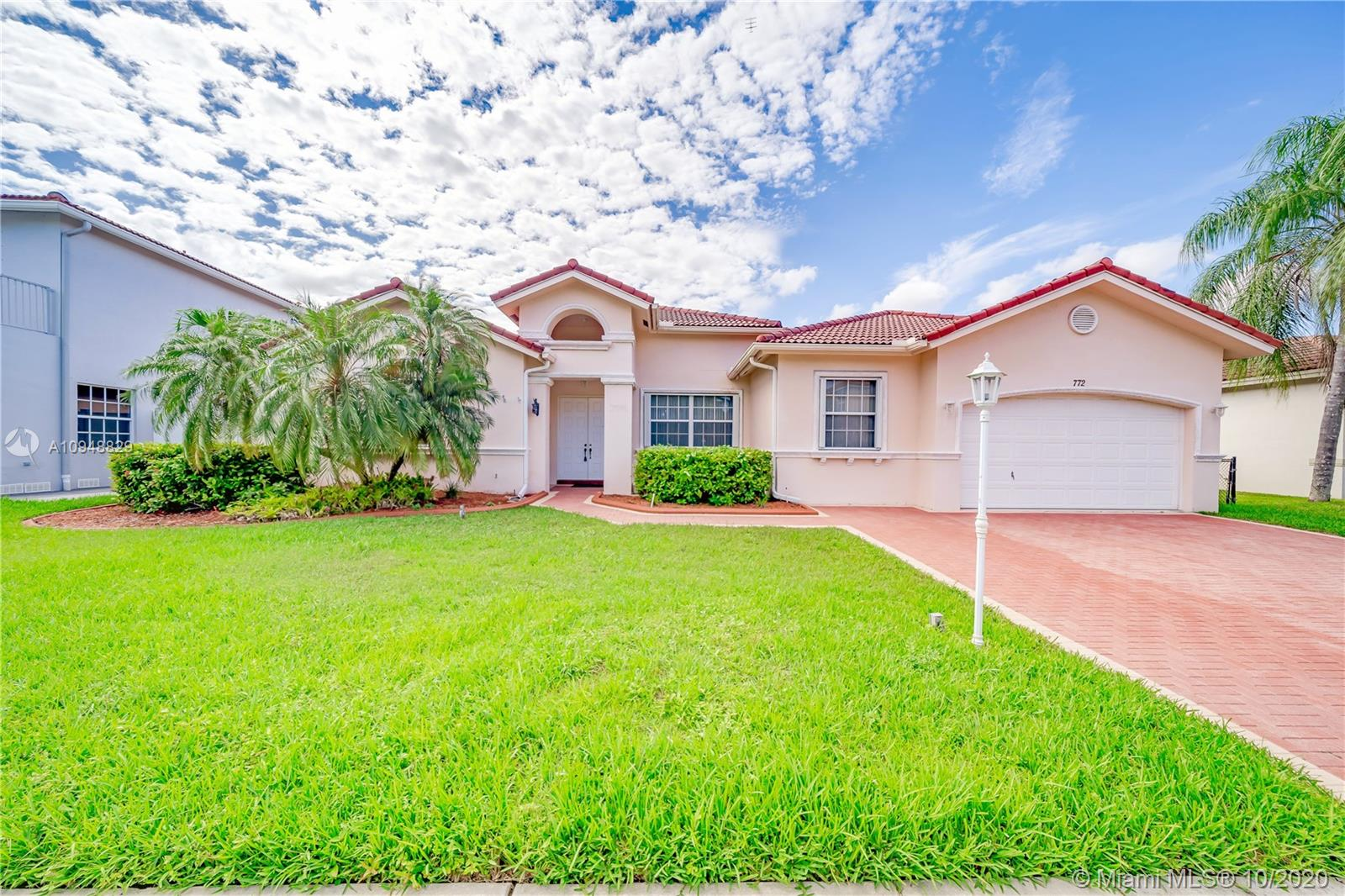 772 SW 159th Dr – Pembroke Pines