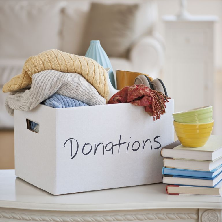 Where to Donate Household Goods During the COVID-19 Crisis