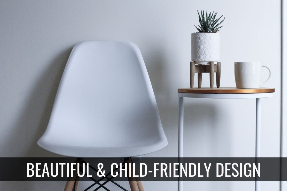 Tips to Make Your Home both Beautiful and Kid-Friendly