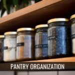 Weekend Project – Organize Your Kitchen Pantry
