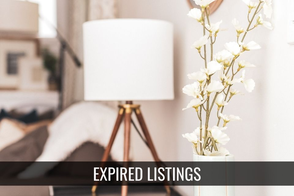 Your Listing Expired, Now What?