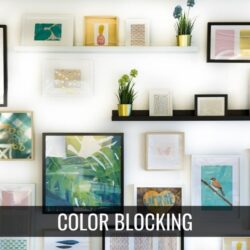 Room Update: Try Color Blocking