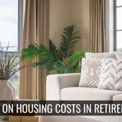 Save On Housing Costs in Retirement